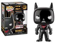 RARE Metallic Chrome Batman Beyond Funko Pop Vinyl New in Mint Box + Protector
