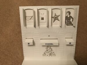 Chanel Christmas And New Year Card