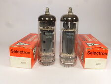 one pair NOS PL509 Selectron, New in Box & never used tubes.