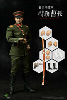 Asian Man Soldier 1/6 Japanese Army Sergeant of Spyorgnization CT010 TOYS POWER