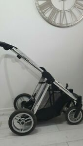 Babystyle Oyster Max  Chassis with basket And full set of  Wheels