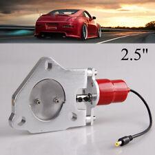 2.5 pulgadas 63mm Electric Exhaust Cutout E-Cut Out Válvula De Control Remoto De Reemplazo
