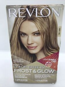 Revlon Color Effects Frost & Glow All In One Easy Highlighting Kit - HONEY