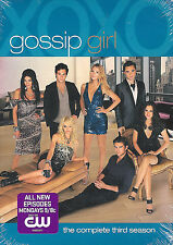 Gossip Girl The Complete 3rd Third Season New Factory Sealed 5-Disc DVD Box Set