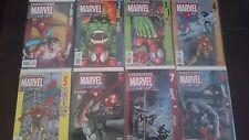 Big Ultimate Marvel Lot of 24 - Nightmare, team up, secret, extinction Wolverine