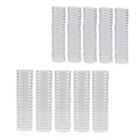 Plastic Clear Coin Capsules Containers Boxes Holders for Coins Collections