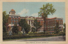 Postcard Civic Hospital Ottawa Canada