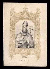 DRIENDL litho  ST.ULRICH von AUGSBURG. 19.Jh.