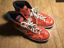 Nike Blazer SP LE Premium Vintage ORANGE Mid Trainers UK 12 47.5