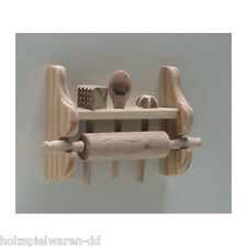 Liebe HANDARBEIT 46151 Electrodomésticos de cocina en el estante de la pared 1: