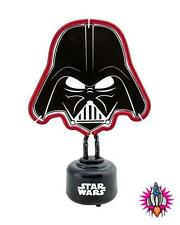 OFFICIAL STAR WARS DARTH VADER SITH LORD NEON LITE LIGHT MOOD LAMP NEW IN BOX