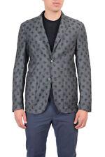 Unbranded Men's 100% Wool Regular Jacket Two Button Blazers & Sport Coats