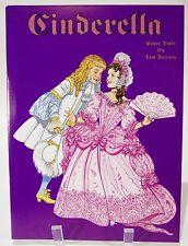 Tom Tierney Cinderella Paper Dolls NEW UNCUT 1999