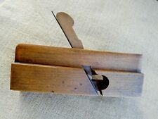 "Vintage moulding wood plane J. Colby 3/8"" centre bead Carpenter's tool old /pc"