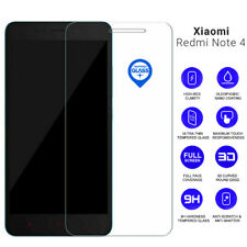 2x Tempered Glass Screen Protector Film 9H Hardness For Xiaomi Redmi Note 4 5.5""
