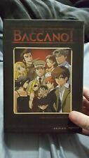 Baccano: Box Set (DVD, 4-Disc Set)