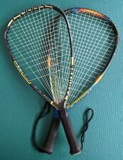 New listing E-Force Bedlam & Command 190 racquets with Python grips