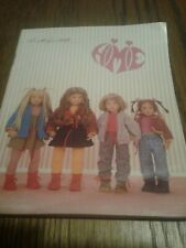 """Older Annette Himstedt Doll Booklet lots of pictures about 26 pages 6"""" any 5"""""""