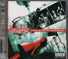 CD ALBUM 15 TITRES--MURDERDOLLS--BEYOND THE VALLEY OF THE MURDERDOLLS--2002