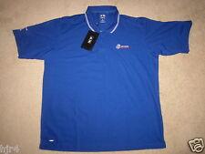 Kansas Jayhawks 2013 IMG Sports Adidas Basketball Polo Shirt XL NEW