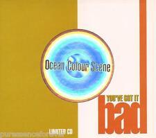 OCEAN COLOUR SCENE - You've Got It Bad (UK Ltd Ed 4 Tk CD Single Pt 2/Hologram)