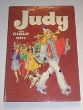 JUDY FOR GIRLS 1977 BRITISH ANNUAL DC THOMSON HARDBACK<