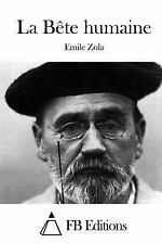 La Bête Humaine by Émile Zola (2015, Paperback)