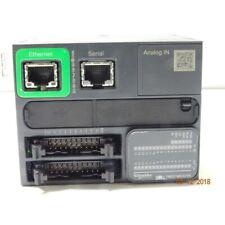 TM221ME32TK Controller M221 - 32IO - Transistor PNP - Ethernet Mod (arm 3/2)