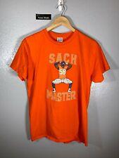 NFL Sack Master Von Miller Denver Broncos Tee Orange