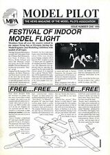 MODEL PILOT, THE NEWS MAGAZINE OF THE MODEL PILOTS ASSOCIATION 1995 #1