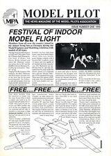 MODEL PILOT, THE NEWS MAGAZINE OF THE MODEL PILOTS ASSOCIATION 1995 #1