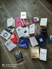 Lot echantillons parfums