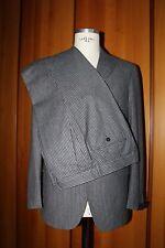 Burnett gruppo Boglioli 100% lana wool abito gessato suit it 48R uk/us38 new tag