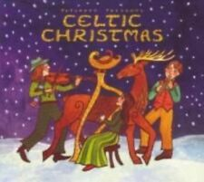 Celtic Christmas 0790248031422 by PUTUMAYO Presents CD