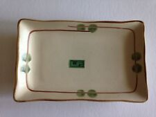 """NEW Japanese Sushi Sashimi Plate 5"""" x 8"""" Stoneware (or Jewelry or Coin Dish)"""