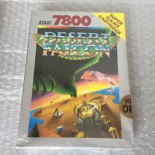 VINTAGE# DESERT FALCON# ATARI 7800#MOD CX7811 NIB Pal Version SEALED