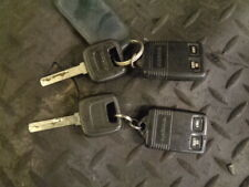 1998 VOLVO S40 1.8I 4DR SET OF 2 / 2 BUTTONS REMOTE LOCKING KEY FOB