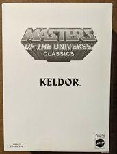 Masters of the Universe Classics KELDOR MIB MOTU In White Mailer He-Man