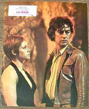 LA MAIN - Nathalie Delon / Henri Serre  JEU 9 PHOTOS D'ÉPOQUE LOBBY CARDS (1969)
