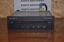 VW PASSAT B5 FL GOLF MK4 BORA SONY 6 DISC CD CHANGER SONY 3B7035110/3B7 035 110