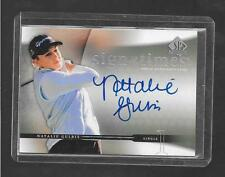2004 SP Authentic Golf - NATALIE GULBIS - Sign of the Times Autograph Rookie