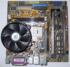 ASUS p5rd2-tvm/s Socket 775 scheda madre con Pentium 4 531 3.00ghz CPU