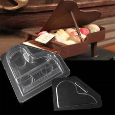 Piano forme chocolat moule 3D DIY gâteau bonbons moule chocolat faire outil