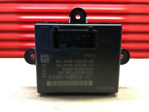 2013 - 2018 FORD C-MAX REAR RIGHT DOOR CONTROL MODULE UNIT AV6N-14B532-EC OEM*