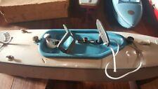 JEP, canot de vitesse Ruban Bleu N°1 mécanique L. 35 cm vintage