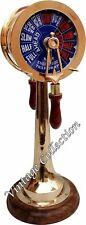 """20"""" Nautical Maritime Brass Ship Engine Telegraph Antique Collectible Decor"""