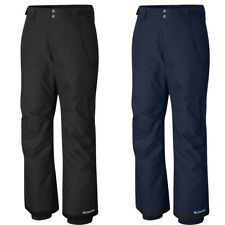"New Mens Columbia ""Bugaboo"" Omni-Heat Snow Waterproof Winter Ski Pants"