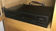 Technics Sh-Gs71 Stereo Graphic Equalizer with Dual Spectrum Analyzer.