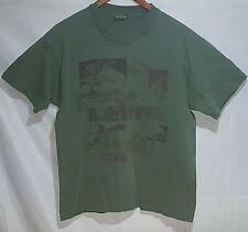 New listing Vintage Levis Strauss Wash Green Retro Logo ~ M ~ Single Stitch