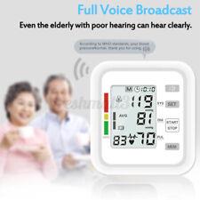 LCD Intelligent Blood Pressure Monitor Arm Electronic Sphygmomanometer